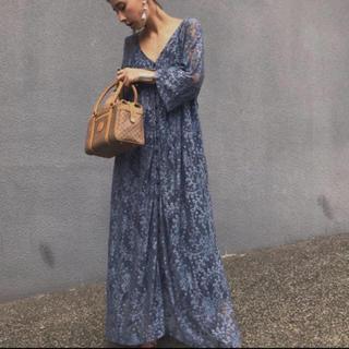 Ameri VINTAGE - amerivintage  2WAY LAYLA LACE DRESS