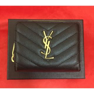 サンローラン(Saint Laurent)のサンローラン 二つ折り財布(財布)