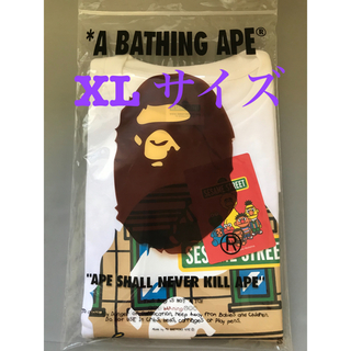 A BATHING APE - Bape sesame