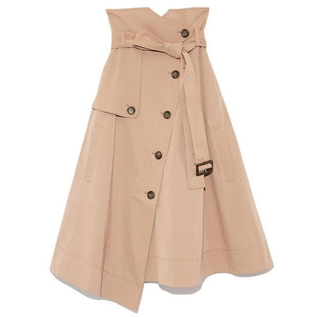snidel(スナイデル)のスナイデル トレンチスカート レディースのスカート(ロングスカート)の商品写真