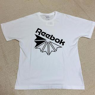 Reebok - タグ付き新品未使用  Reebok Tシャツ