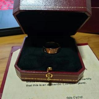 Cartier - カルティエ ミニラブリング