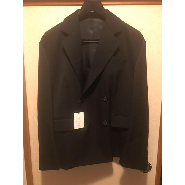 COMOLI(コモリ)のstein OVERSIZED DOUBLE BREASTED JACKET メンズのジャケット/アウター(テーラードジャケット)の商品写真