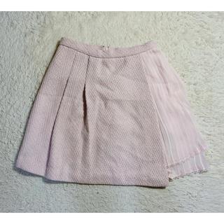 マーキュリーデュオ(MERCURYDUO)のMERCURYDUO❤️台形ミニスカート(ミニスカート)