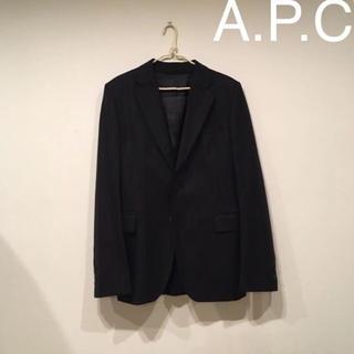 アーペーセー(A.P.C)のA.P.C アーペーセー テーラードジャケット(テーラードジャケット)