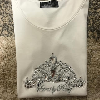 レディー(Rady)のRady 美品💫⭐︎クリーニング済みビジューTシャツ(Tシャツ(半袖/袖なし))