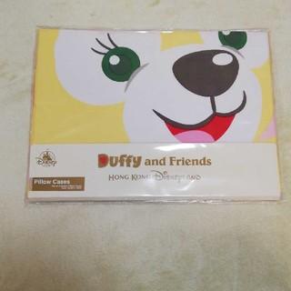 Disney - 香港ディズニー ダッフィー&クッキー 枕カバー 2枚セット