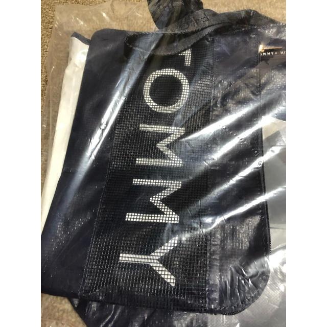 TOMMY HILFIGER(トミーヒルフィガー)のトミーヒルフィガーノベルティトートバッグセット メンズのバッグ(トートバッグ)の商品写真