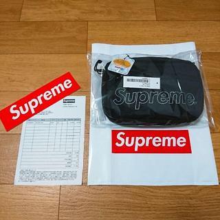 Supreme - 即日発送 Supreme Shoulder Bag 18AW Black