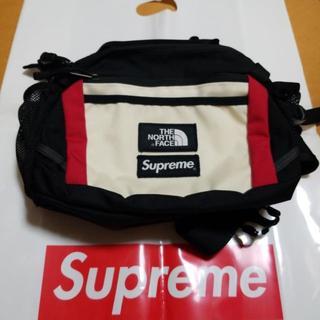 シュプリーム(Supreme)のSupreme The North Face Waist Bag PR ホワイト(ウエストポーチ)