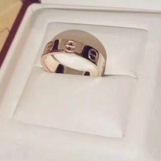 Cartier - カルティエ ラブリング ダイヤ