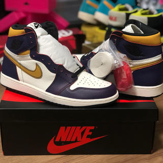 NIKE - NIKE SB AIR JORDAN 1 SB LA TO CHICAGO