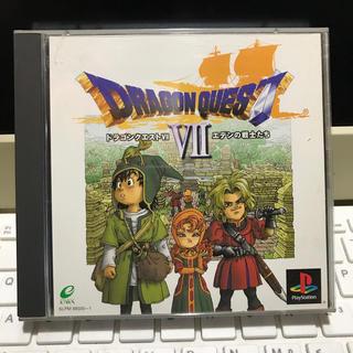 プランテーション(Plantation)のps1ゲームソフトドラゴンクエスト(家庭用ゲームソフト)