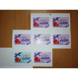 スカイラーク(すかいらーく)の新着33000円追跡有 すかいらーく 株主優待券 送料込み B(レストラン/食事券)