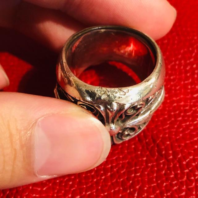 Chrome Hearts(クロムハーツ)のクロムハーツ リング 指輪 クラシックオーバル 確実正規品 インボイス有 メンズのアクセサリー(リング(指輪))の商品写真