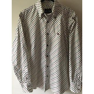 BURBERRY BLACK LABEL - 水玉キュートなシャツ