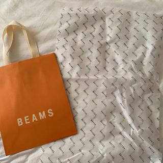 ビームス(BEAMS)のbeams ショップ袋、ショッパー(ショップ袋)