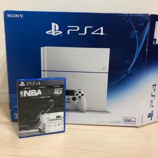 PlayStation4 - プレステ4 CUH-1200A 【中古】