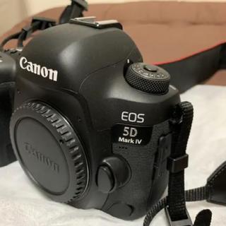 キヤノン(Canon)のキャノン EOS 5D Mark Ⅳ(デジタル一眼)