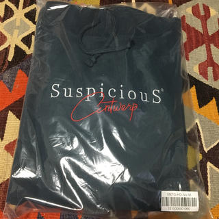 suspicious antwerp パーカー M(パーカー)