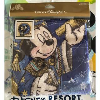 ミッキーマウス - ディズニーシー  18周年 ウォッシュタオル