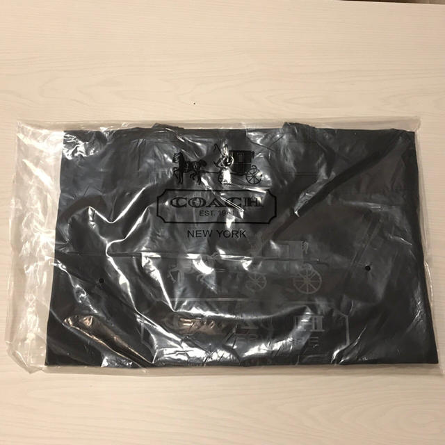 COACH(コーチ)の【新品未使用】 COACH コーチ ナイロン×本革レザートート  レディースのバッグ(トートバッグ)の商品写真