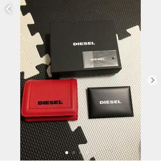 ディーゼル(DIESEL)のDIESEL ディーゼル 財布 二つ折り財布 ミニ財布(折り財布)