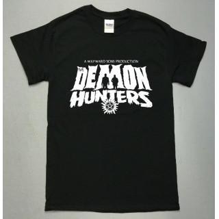 デーモンハンターロゴ☆悪魔狩り☆半袖Tシャツutn335(Tシャツ/カットソー(半袖/袖なし))
