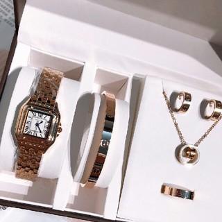 Cartier - Cartierネックレス、時計、ブレスレット/バングル、ピアス 、指輪