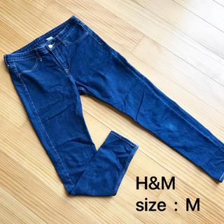 エイチアンドエム(H&M)のH&M  デニムパンツ(デニム/ジーンズ)