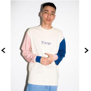 XLARGE - XLARGE ロンT Tシャツ