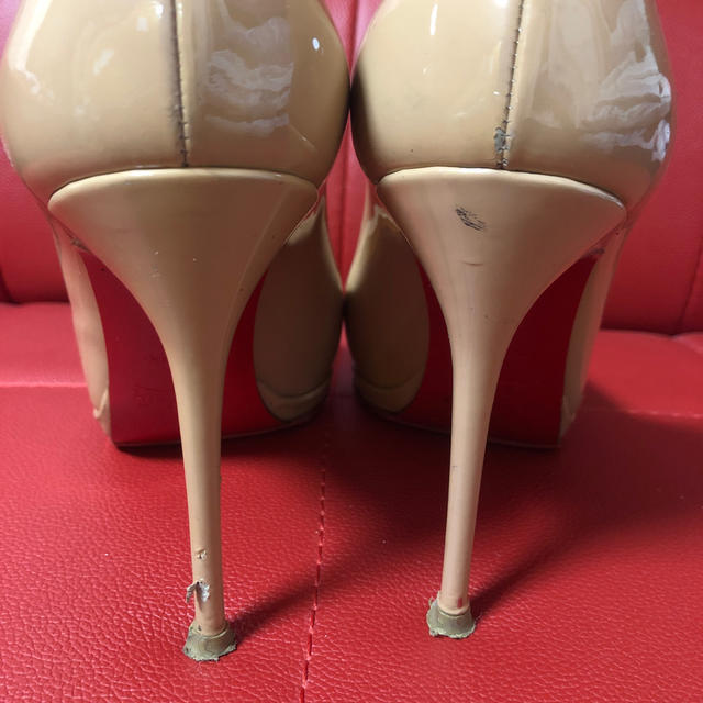 Christian Louboutin(クリスチャンルブタン)のクリスチャンルブタン パンプス 36 レディースの靴/シューズ(ハイヒール/パンプス)の商品写真