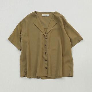 TODAYFUL - TODAYFUL / Collarless Rough Shirts