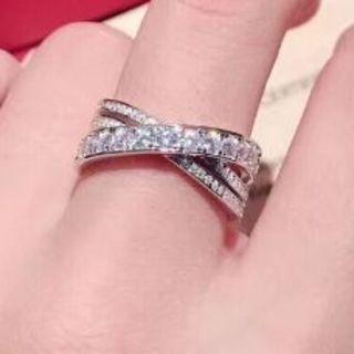カルティエ(Cartier)の超希少美品 正規品 cartier 指輪(リング(指輪))