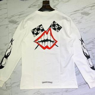 Chrome Hearts - Chrome hearts 長袖Tシャツ