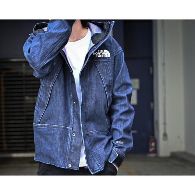 THE NORTH FACE(ザノースフェイス)のTHE NORTH FACE GTX Denim Mountain Jacket メンズのジャケット/アウター(マウンテンパーカー)の商品写真