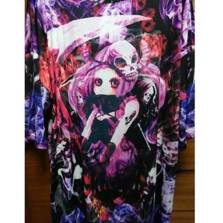 ankoROCK - ☆ankoROCK☆ハデス柄半袖Tシャツ