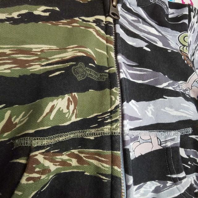 HYSTERIC MINI(ヒステリックミニ)のヒステリックミニ  パーカー  トレーナー キッズ/ベビー/マタニティのキッズ服 女の子用(90cm~)(その他)の商品写真
