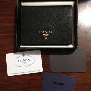 PRADA - プラダ ミニ財布