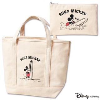 ミッキーマウス - ■SURFMICKEY×mini-トート&ポーチセット