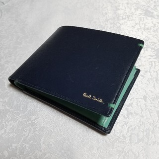 ポールスミス(Paul Smith)の箱なし☆訳あり ポール・スミス カラーコンビパルメラート折財布(折り財布)