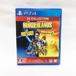 PlayStation4 - ■BORDERLANDS-ダブルデラックスコレクション(PS4版)