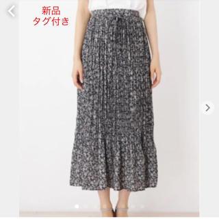 OPAQUE.CLIP - オペークドットクリップ 新品 スカート 花柄 テチチ ロペピクニック好きにも