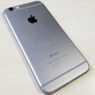 iPhone - DOCOMO iphone6 64gb スペースグレー