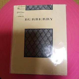 BURBERRY - ストッキング