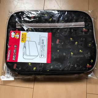SNOOPY - 新品 スヌーピー おむつポーチ