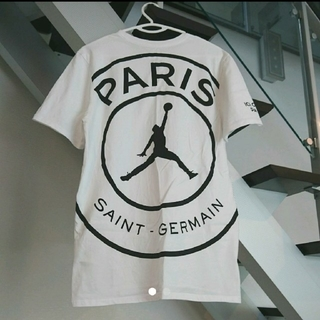 NIKE - 新品未使用 ジョーダン パリ サンジェルマン PSG Tシャツ M JORDAN