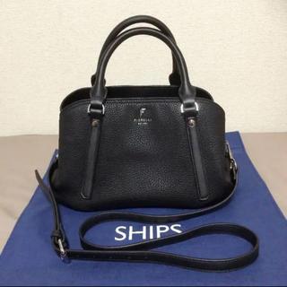 SHIPS - フィオレッリ♡ショルダーつきハンドバッグ