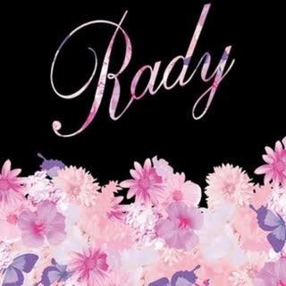 Rady - Rady ホテルシリーズ ロンT