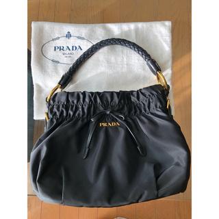 PRADA - ☆美品☆PRADA(プラダ)のナイロンハンドバッグ